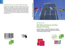 UN Moratorium on the Death Penalty的封面
