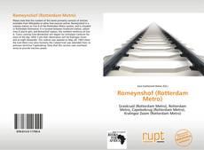 Bookcover of Romeynshof (Rotterdam Metro)