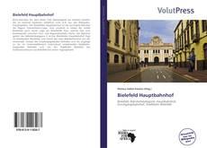 Buchcover von Bielefeld Hauptbahnhof