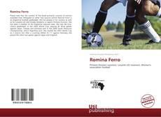 Capa do livro de Romina Ferro
