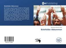 Bielefelder Abkommen kitap kapağı