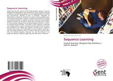 Buchcover von Sequence Learning