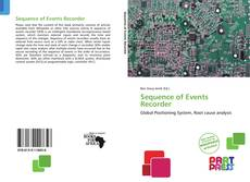 Bookcover of Sequence of Events Recorder