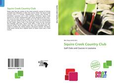 Обложка Squire Creek Country Club