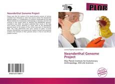 Обложка Neanderthal Genome Project