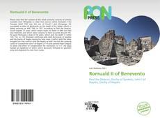 Borítókép a  Romuald II of Benevento - hoz