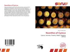 Bookcover of Neanthes of Cyzicus