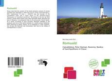 Capa do livro de Romuald