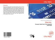 Bookcover of Visa Inc.