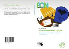 Bookcover of Visa Information System