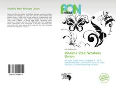 Bookcover of Visakha Steel Workers Union