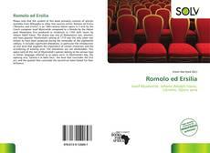 Bookcover of Romolo ed Ersilia