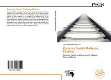 Buchcover von Romney Sands Railway Station
