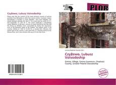 Borítókép a  Czyżewo, Lubusz Voivodeship - hoz