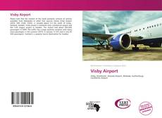 Bookcover of Visby Airport