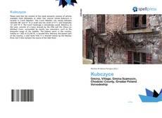 Buchcover von Kubczyce