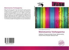 Borítókép a  Weinmannia Trichosperma - hoz
