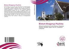 Capa do livro de Bistum Bragança Paulista