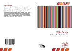 Couverture de Weir Group