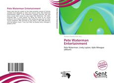 Bookcover of Pete Waterman Entertainment