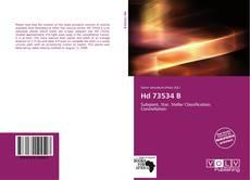 Hd 73534 B kitap kapağı