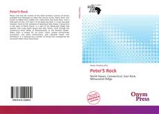 Couverture de Peter'S Rock