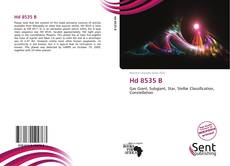 Bookcover of Hd 8535 B
