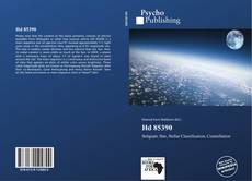 Bookcover of Hd 85390