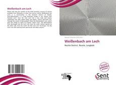 Weißenbach am Lech kitap kapağı
