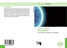 Bookcover of Hd 85390 B