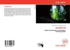 Bookcover of Hd 8574 B