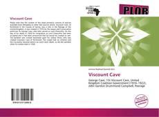 Portada del libro de Viscount Cave