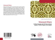 Bookcover of Viscount Clare