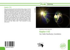 Bookcover of Kepler-11E