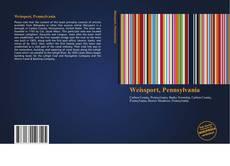 Weissport, Pennsylvania kitap kapağı