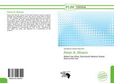 Borítókép a  Peter A. Olsson - hoz