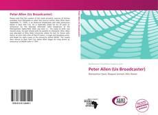 Copertina di Peter Allen (Us Broadcaster)