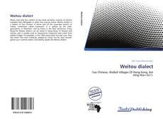 Weitou dialect kitap kapağı