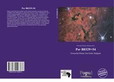 Borítókép a  Psr B0329+54 - hoz