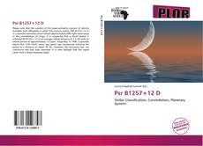 Bookcover of Psr B1257+12 D