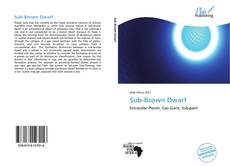 Bookcover of Sub-Brown Dwarf