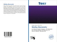 Обложка Welby Baronets
