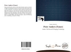 Bookcover of Peter Anders (Tenor)