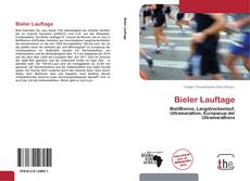 Bookcover of Bieler Lauftage