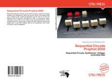 Capa do livro de Sequential Circuits Prophet 2000