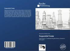 Bookcover of Sequential Game