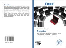 Capa do livro de Romstar