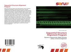 Capa do livro de Sequential Structure Alignment Program