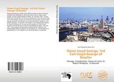 Bookcover of Owen Lloyd George, 3rd Earl Lloyd-George of Dwyfor