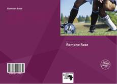 Bookcover of Romone Rose